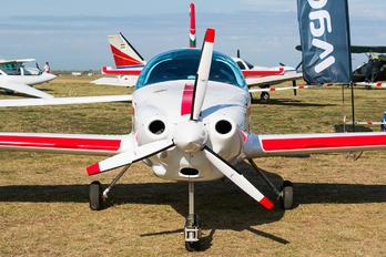 HA-XCN - Private Magnus Aircraft Fusion 212