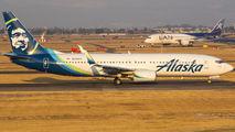 N519AS - Alaska Airlines Boeing 737-800 aircraft