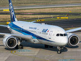 JA872A - ANA - All Nippon Airways Boeing 787-9 Dreamliner aircraft