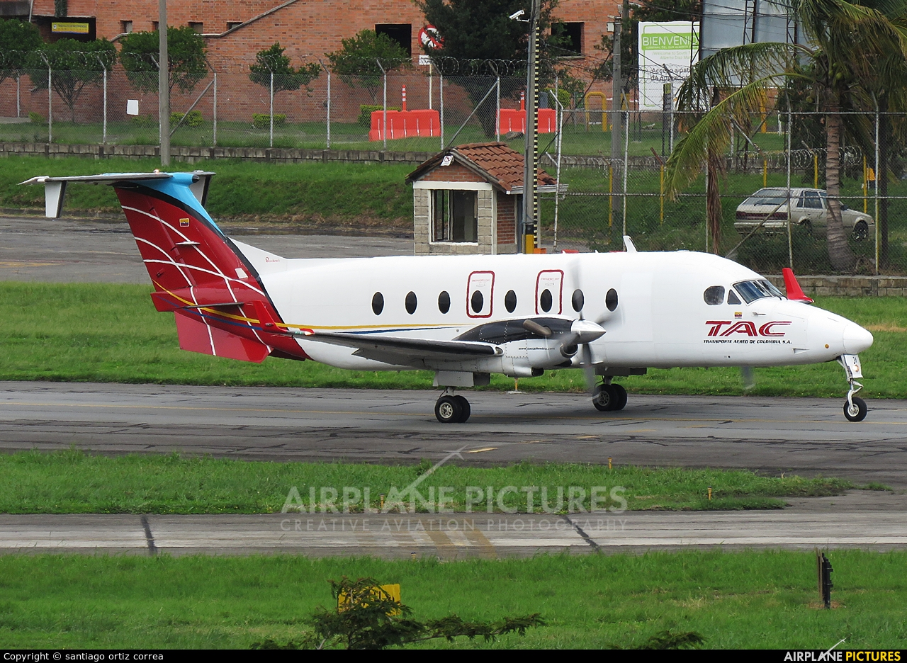 TAC - Transporte Aéreo de Colombia HK-4634 aircraft at Medellin - Olaya Herrera