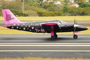 TI-API - Carmonair Piper PA-34 Seneca