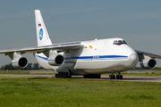 RA-82010 - Russia - Air Force Antonov An-124 aircraft