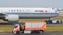 B-2037 - Air China Boeing 777-300ER aircraft