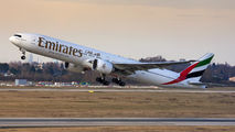 A6-ENP - Emirates Airlines Boeing 777-300ER aircraft