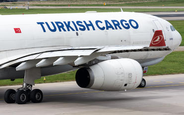 TC-JDO - Turkish Cargo Airbus A330-200F