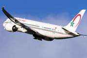 CN-RGB - Royal Air Maroc Boeing 787-8 Dreamliner aircraft