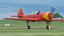 PH-DTY - Private Yakovlev Yak-52 aircraft