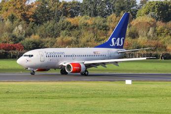 LN-RPG - SAS - Scandinavian Airlines Boeing 737-600