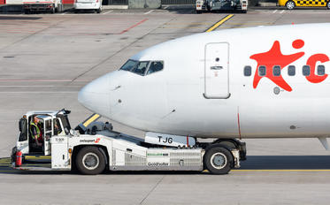 9H-TJG - Corendon Airlines Boeing 737-800