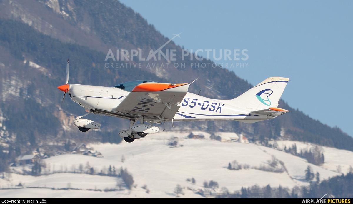 Adria Airways Flight School S5-DSK aircraft at Ljubljana - Brnik