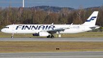 OH-LZR - Finnair Airbus A321 aircraft