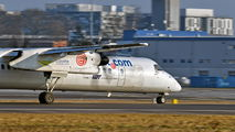 SP-EQC - LOT - Polish Airlines de Havilland Canada DHC-8-400Q / Bombardier Q400 aircraft