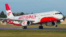 VP-BWS - Red Wings Airbus A321 aircraft