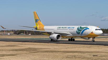 RP-C3345 - Cebu Pacific Air Airbus A330-300