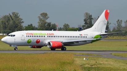 EI-EOZ - VivaAerobus Boeing 737-300