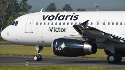 XA-VOW - Volaris Airbus A320
