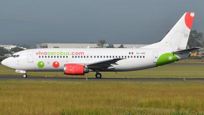 XA-VAD - VivaAerobus Boeing 737-300