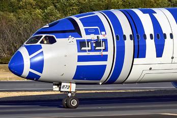JA873A - ANA - All Nippon Airways Boeing 787-8 Dreamliner