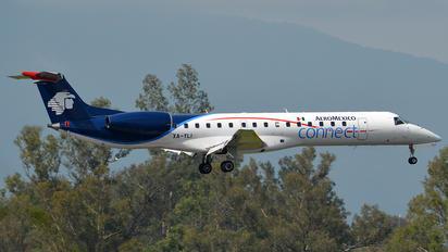 XA-YLI - Aeromexico Connect Embraer ERJ-145