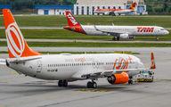 PR-GXP - GOL Transportes Aéreos  Boeing 737-800 aircraft