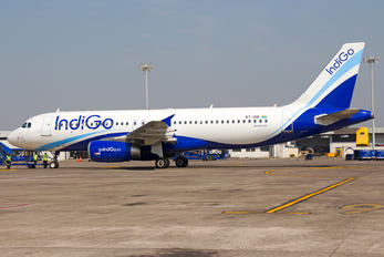 VT-IDG - IndiGo Airbus A320