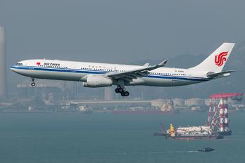 B-8386 - Air China Airbus A330-300