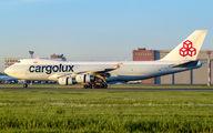 Cargolux LX-GCL image