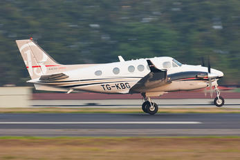 TG-KBG - Private Beechcraft 90 King Air