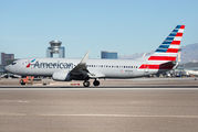 N978AN - American Airlines Boeing 737-800 aircraft