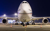 CN-MBH - Morocco - Government Boeing 747-8 BBJ aircraft