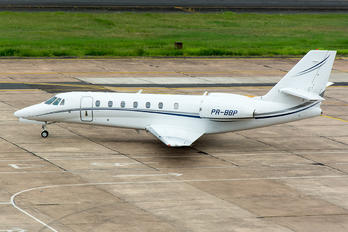PR-BBP - Private Cessna 680 Sovereign