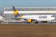 D-ABUD - Condor Boeing 767-300 aircraft
