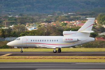 G-FLCN - Xclusive Jet Charter Dassault Falcon 900 series