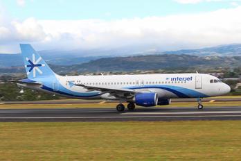 XA-SUN - Interjet Airbus A320