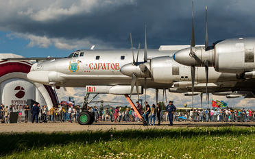 RF-94128 - Russia - Air Force Tupolev Tu-95MS