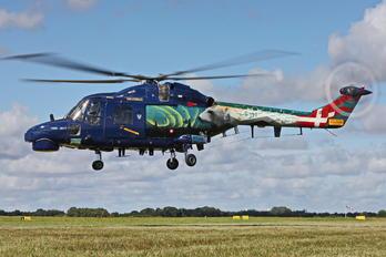 S-191 - Denmark - Air Force Westland Lynx mk.90