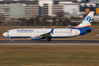 TC-SEM - SunExpress Boeing 737-800