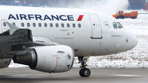 F-GRXC - Air France Airbus A319 aircraft