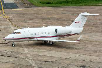 N80CK - Private Canadair CL-600 Challenger 600 series