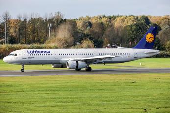 D-AIRP - Lufthansa Airbus A321