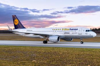 D-AIZX - Lufthansa Airbus A320