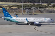 PK-GFA - Garuda Indonesia Boeing 737-800 aircraft