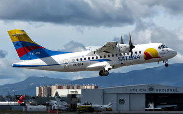 HK-5114 - Satena ATR 42 (all models)