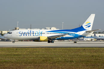 N420US - Swift Air Boeing 737-400