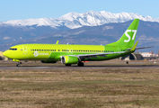 VP-BDH - S7 Airlines Boeing 737-800 aircraft