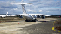 UP-I7601 - Air Almaty Ilyushin Il-76 (all models) aircraft