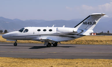 N649JR - Private Cessna 510 Citation Mustang