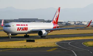 PT-MOG - TAM Boeing 767-300ER