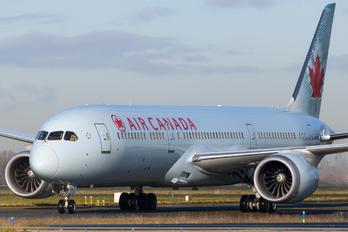 C-FGFZ - Air Canada Boeing 787-9 Dreamliner