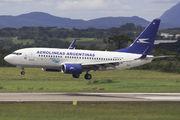 LV-CBF - Aerolineas Argentinas Boeing 737-700 aircraft